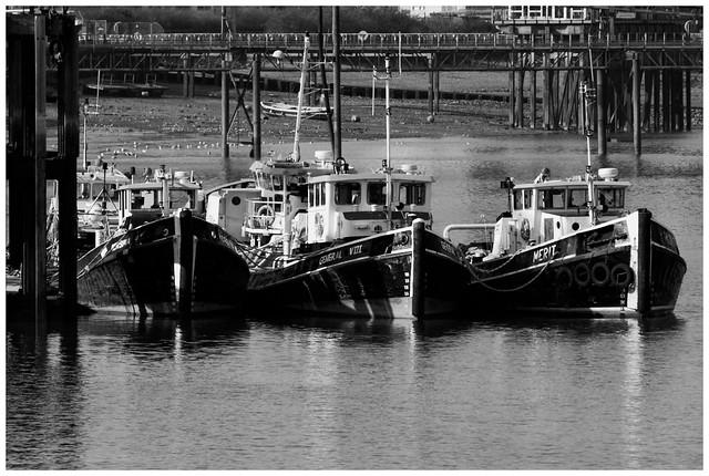 Thames Pilots, Hope & Anchor, Charlton