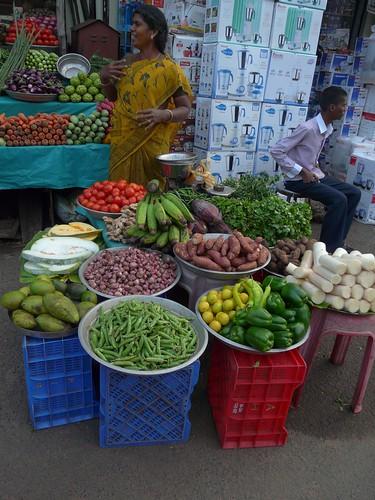 Mylapore Street Market