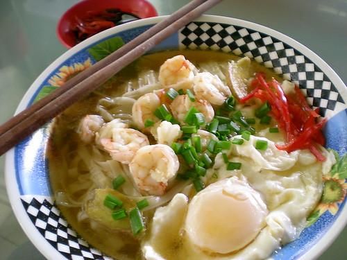 STP's prawn noodles 2