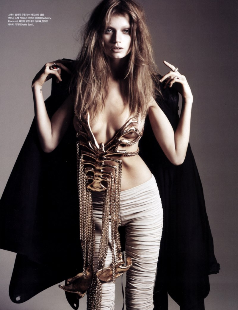 Vogue Korea April 2010 3