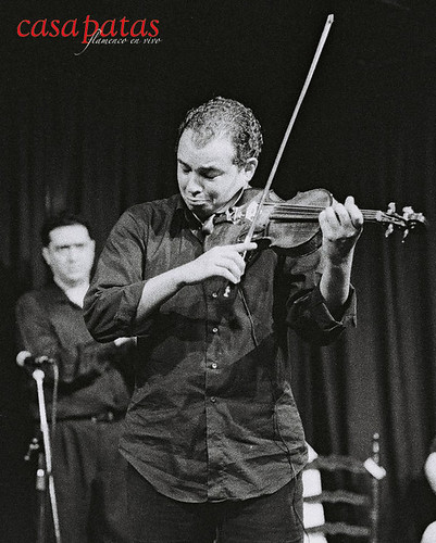 David Moreira en Casa Patas. Foto: Martín Guerrero