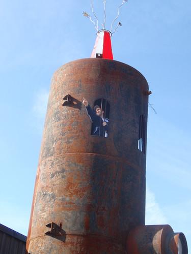 Magic hat tower