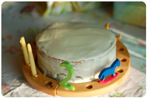 Eleanore's 2nd birthday cake