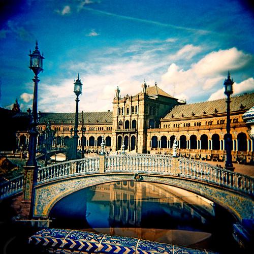 Plaza de España VI