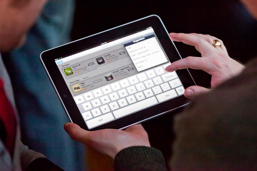 iPad Mania