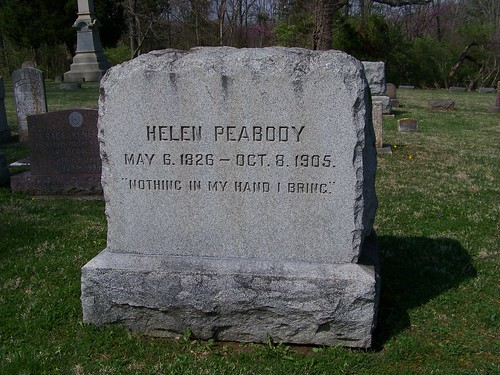 The Ghost of Helen Peabody