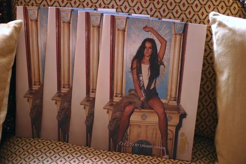 6126 by Lindsay Lohan Press Preview