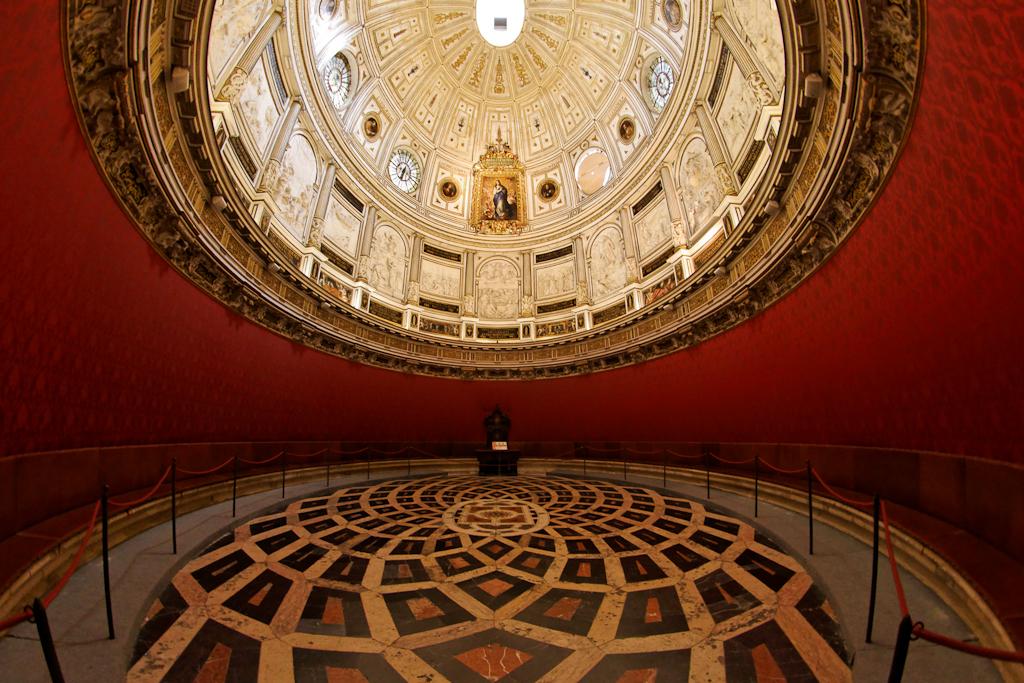 Resultado de imagen de Sala capitular catedral Sevilla