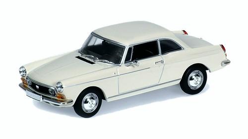 Minichamps 404 coupé