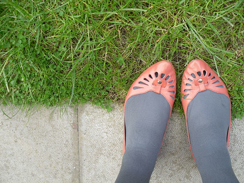 Detail shoes