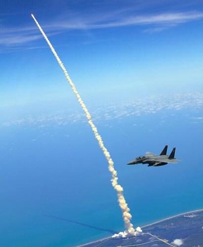 The Last Shuttle Liftoff