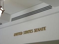 """""""United States Senate"""" """"Washing..."""