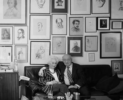 Marcel e Tosia  Reich-Ranicki