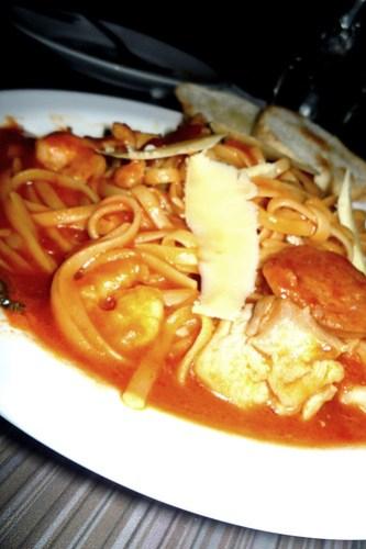 Paella Pasta