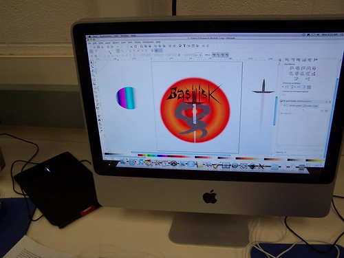Inkscape Class Day 6 Student Work