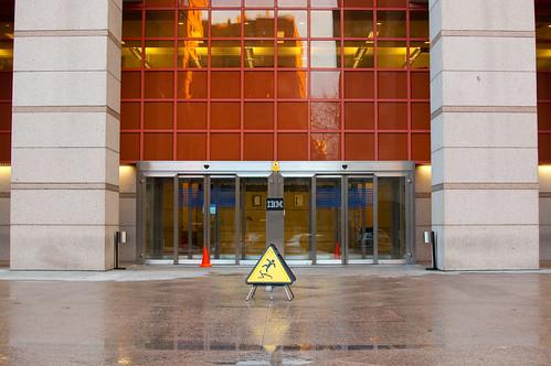 Prevención de riesgos laborales en IBM