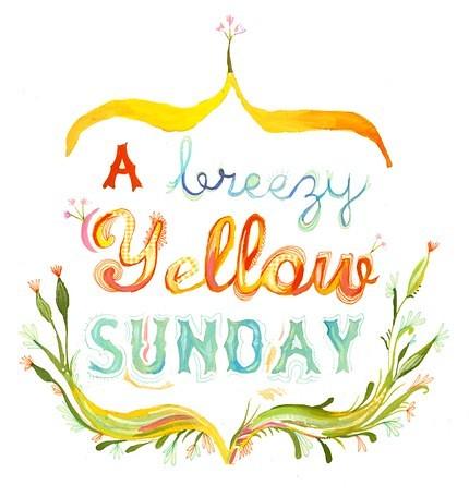 Yellow Sunday