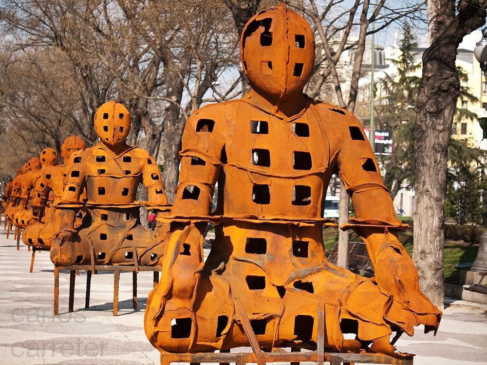 Esculturas - Xavier Mascaró