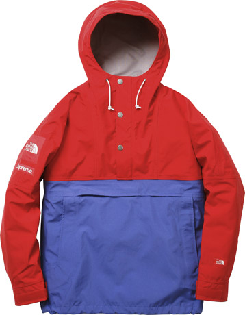 Supreme x The North Face 2