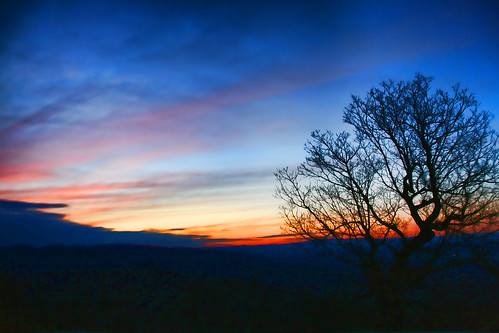 Shenandoah at Twilight