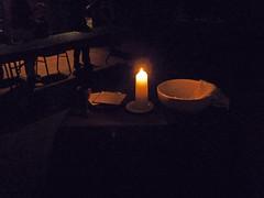 Maundy Thursday Table