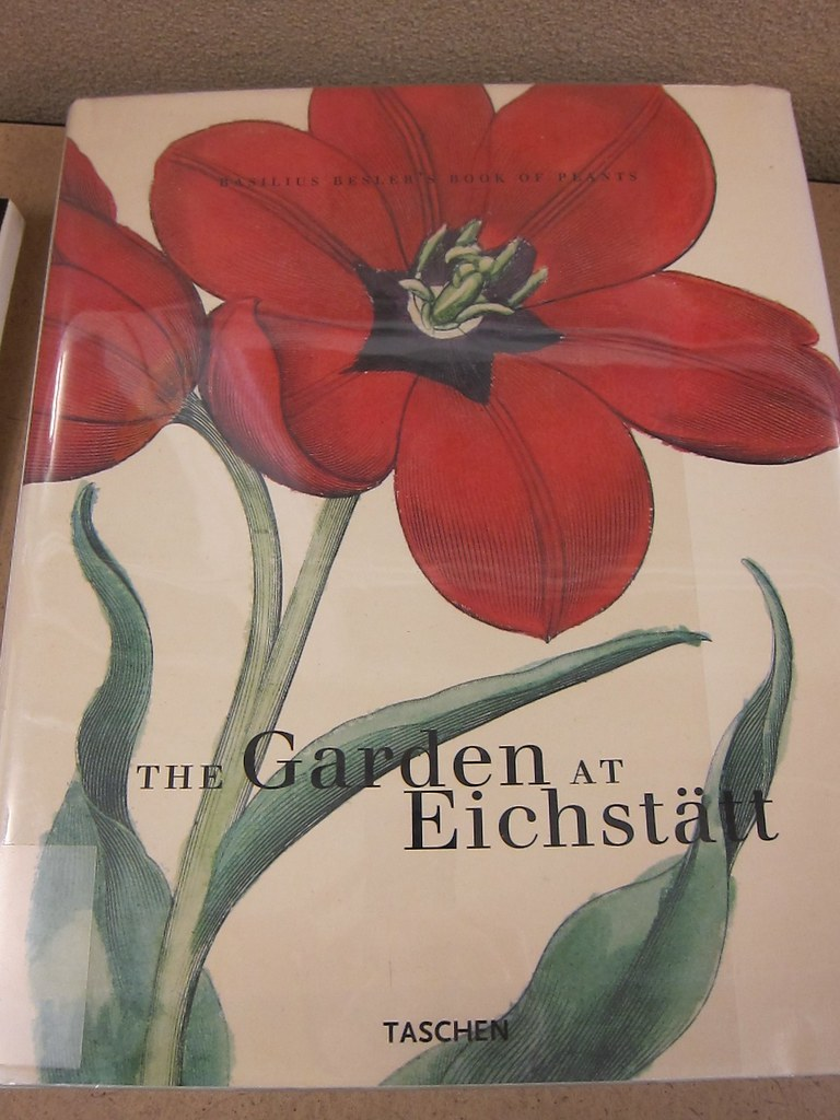 The Garden at Eichstaett (book cover)