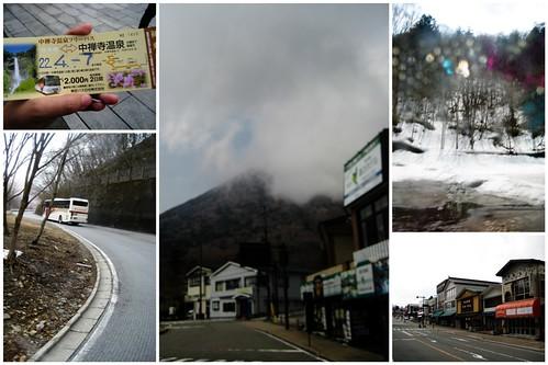 chuzenji town area