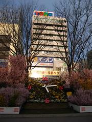 Fukushima station 福島站