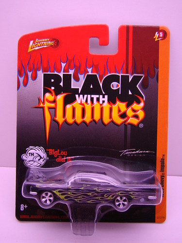 jl big lou impala black with green flames (1)