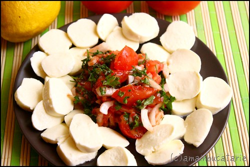 Mozzarela cu salsa de rosii4