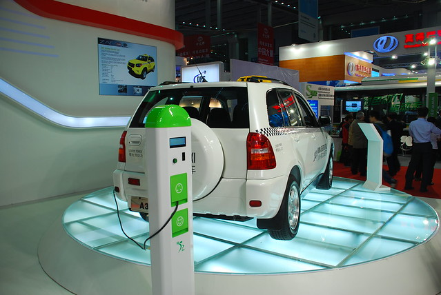 ZAP Jonway Exhibit at EVS-25 November 5-9 in Shenzhen, China.