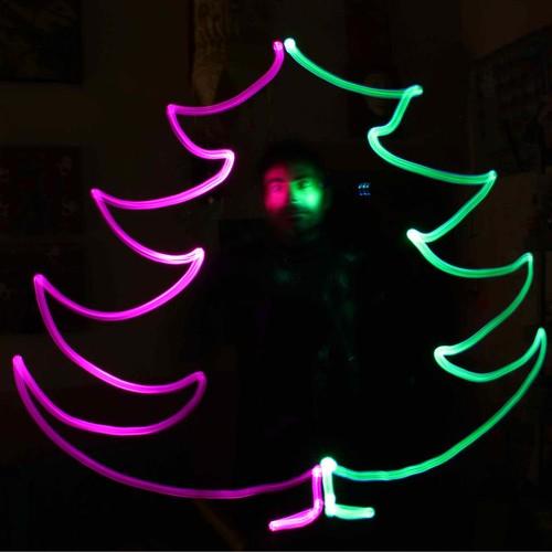 Merry Light Christmas 2009