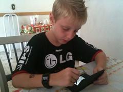 Henrique & Nintendo DSI