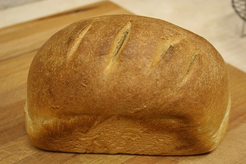 Pain de campagne, in different light