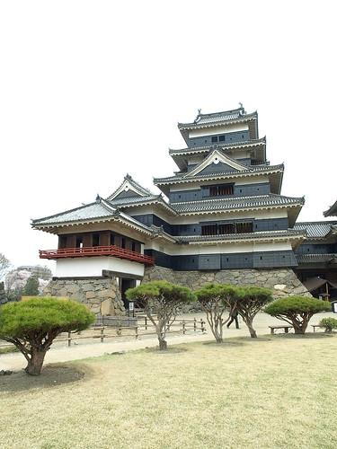 松本城外觀