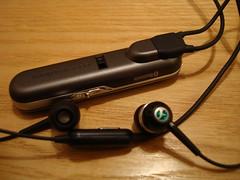 Sony Ericsson HBH-DS980 Bluetooth Headset