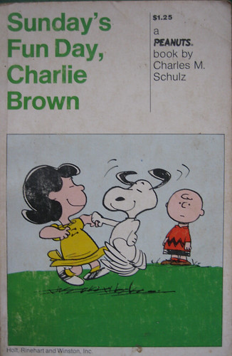 Sunday's Fun Day, Charlie Brown, Charles Schulz