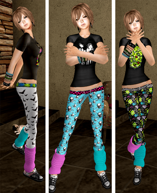 NEW! Adorkable Spunky Poses