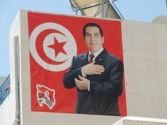 The ubiquitous Ben Ali