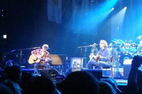 Clapton & Winwood