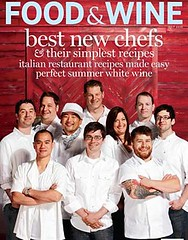 Food and Wine Best New Chefs 2010