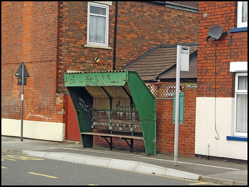 "A ""Proper"" Bus Shelter: Shakespeare Street, Gainsborough"