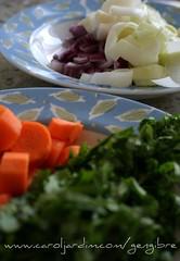 18. Sopa de Alho Poró e Batatas