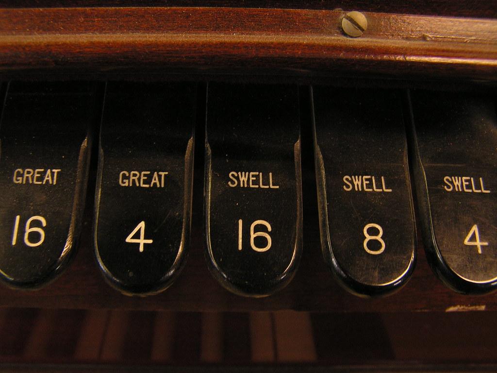 Great, Swell, Austin Organs