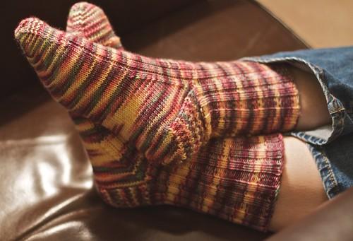 2010 January Socks