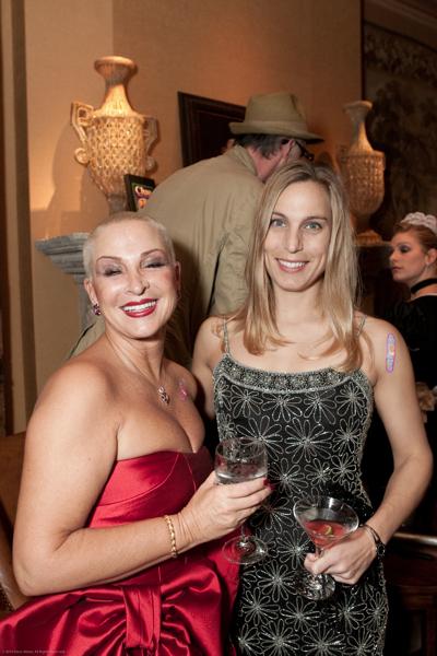 Christyne Nasbe, Debbie Wilson