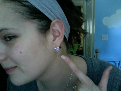 Birthday Earring
