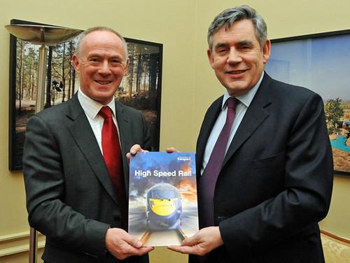 PM meets Richard Leese
