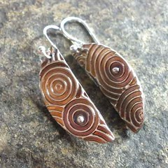 Reversible Earrings #1