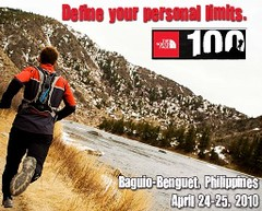 THe North Face 100 Baguio-Benguet Trail Run